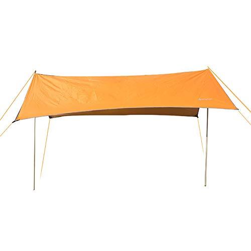 CHB Camping Plane Plane Markise Groundsheet Zelt Baldachin Sun Rain Fly Shelter Shade Deckenmatte Wasserdicht Heavy Duty 3 * 2.9M Im Freien