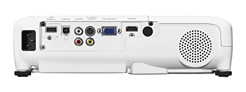Epson EX5250 Pro Wireless color Brightness 3600 Lumens White 3LCD Projector (Certified Refurbished) Photo #4