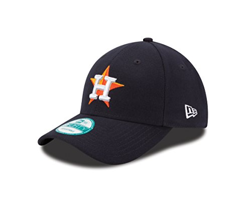 New Era The League Houston Astros Hm Gorra, Hombre, Azul (Navy), OSFA