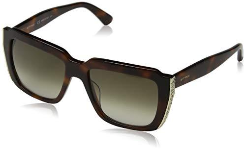 Etro Et655S 214 54 Gafas de sol, Havana, Mujer