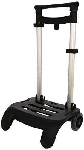 Busquets – Carrello porta-borchie pieghevole, colore: nero