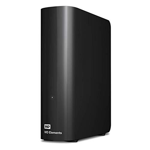 WD 6TB Elements Desktop Hard Drive HDD, USB 3.0,...
