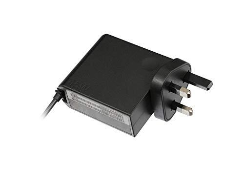 Lenovo USB-C AC-adapter 45 Watt UK wallplug original ThinkPad X1 Carbon (20KH/20KG) series