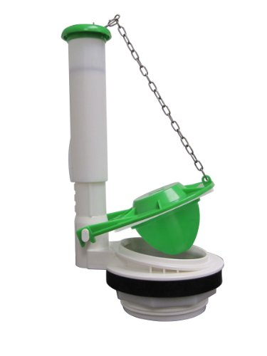 Keeney Manufacturing K835-12 Plumb Pak Toilet Flush Valve, 3 in, White, Green