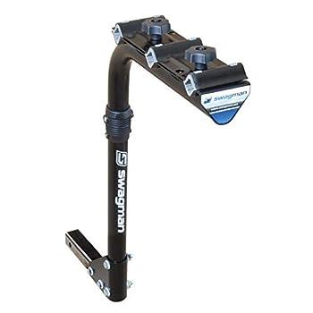 Swagman 3 Bike Standard 2 Inch Receiver  Black