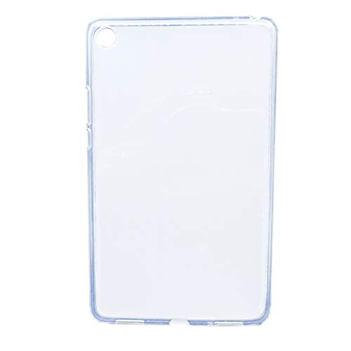 Janjunsi Custodia Cover per Xiaomi Mi Pad 4 - Guscio Protezione Gomma Morbida Gel TPU per Xiaomi Mi Pad 4