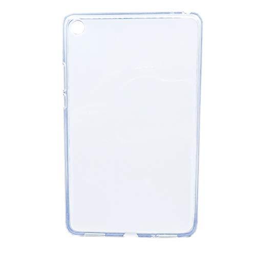 Funda de protección Janjunsi para Xiaomi Mi Pad 4 - Protección de goma suave Gel TPU para Xiaomi Mi Pad 4