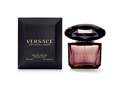 Versace Crystal Noir Eau De Parfum 90 ml