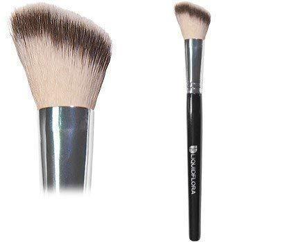 Liquidflora Pinceau 02 Joues pour Fard Maquillage Brosse Hypoallergénique