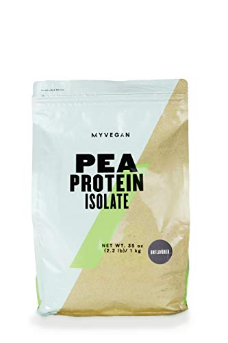 Pea Protein Isolate Powder, Unflavored