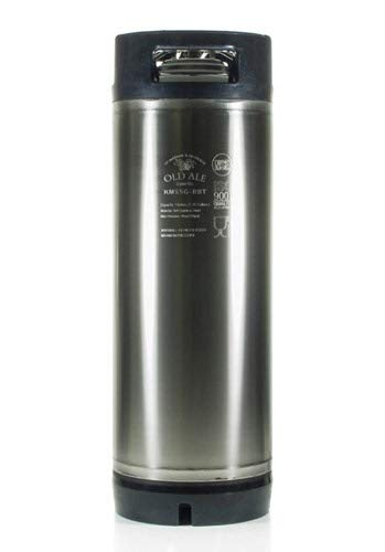 5 Gallon Home Brew Keg - NEW Ball Lock - Stainless Steel Product Tank