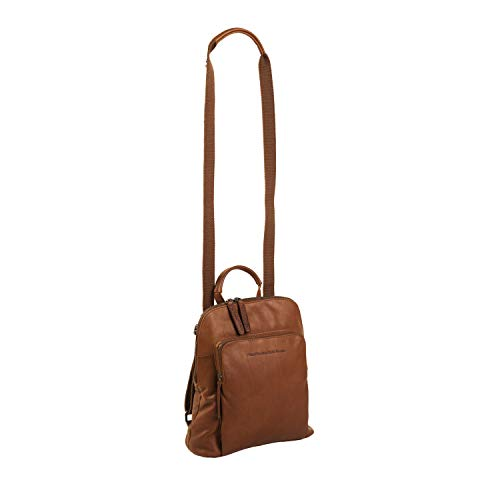 The Chesterfield Brand Lederrucksack Cognac Sienna