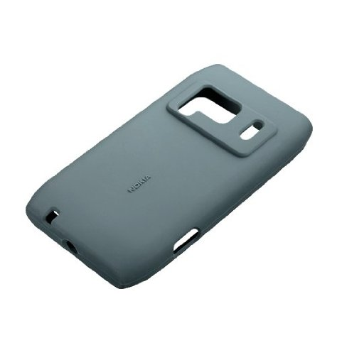 Nokia CC-1005 Silicone Handytasche für Nokia N8 schwarz