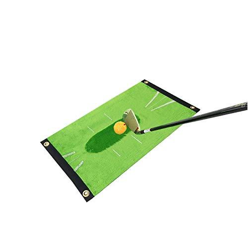 Golf Abschlagmatte Golf Swing Detection Schlagmatte Golf-Übungsmatte Schlagmatte für Indoor-Outdoor-Golf-Trainingshilfen
