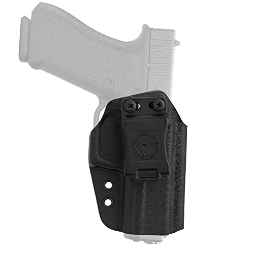 KAOS Fusion 2.0 IWB or OWB Minimalist Concealed Carry Boltaron Holster Compatible with Sig P320