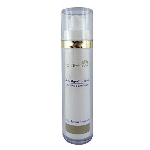 Goldflower Anti Age Emulsion +Q10 50 ml