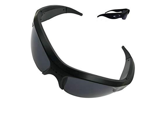 Eaglewatch Sonnenbrille Action Kamera 1080P Covert Goggle Camcorder, Verbesserte Eyewear Video Recorder leichte Weitwinkel mit Anti-Auswirkungen polarisierte UV-Objektiv 16 GB Speicher integriert