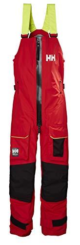 Helly Hansen Herren Aegir Ocean Regenhose, rot, XL