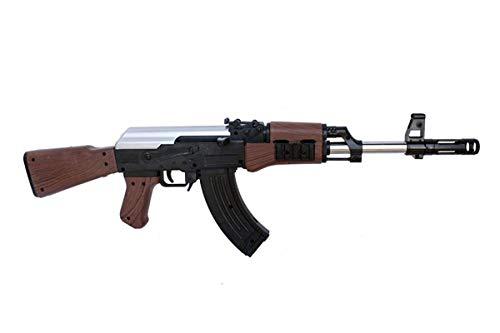 GYD B.W Bajonett AK Softair Einsatz Airgun Gewehr Magazin Federdruck Black 0,5 Joule Doppelpack Set