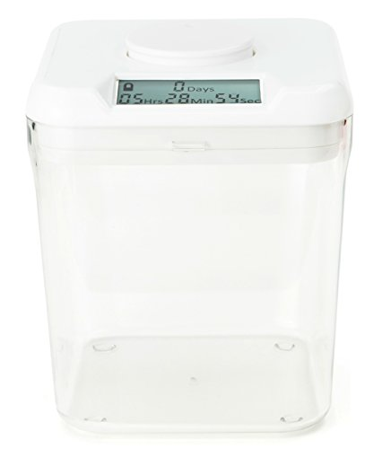 kSafe: Time Locking Container to store vitamins 5.5'