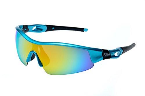 RAVS Ciclismo - Triatlón - Playa Volleyball- Gafas de Bicicleta - Gafas - Gafas Super Flash