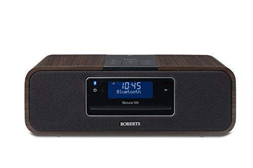 Roberts Radio BluTune 100 DAB+ geluidssysteem met Bluetooth/CD-speler