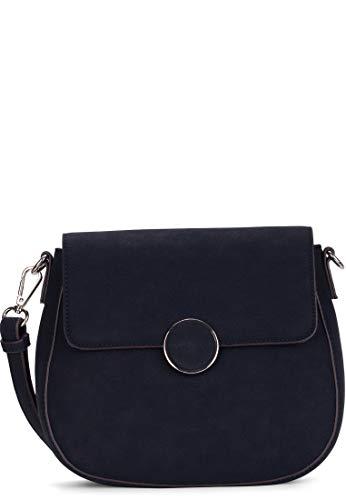 Tamaris Umhängetasche Annika 30134 Damen Handtaschen Uni blue 500One Size