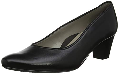 ARA Damen Toulouse 1243470 Pumps, Schwarz 01, 41.5 EU