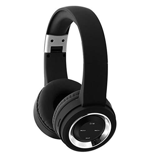 Bluetooth-Headset-Headset FM-Musik-Sport-Stecker-Cartoon mit Explosionsmodellen, die mehrfarbiges drahtloses Bluetooth-Headset zusammenklappen(Silber-)