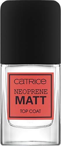 Catrice - Matt Top Coat Neoprene