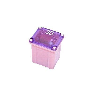 Preisvergleich Produktbild Japan PAL Blocksicherung - Sicherung Typ J / JLP 30A / 32V / pink