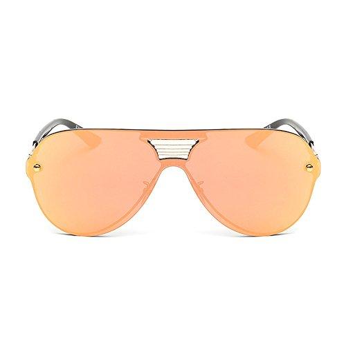 Kennifer Espejo de Lentes de sol Plano Gafas de Moda Hombres Mujeres...