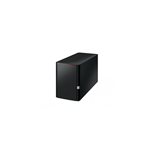 Buffalo LinkStation LS220 6 TB (2 x 3 TB) 2 Bay Desktop NAS-Einheit