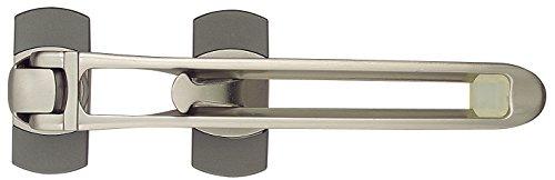 Socona M4 Entrebailleur de porte recouvrement, Nickel