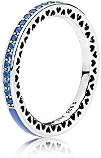 Nudo del anillo del amor de plata chispeante 925/1000 PANDORA 190997CZ - 50