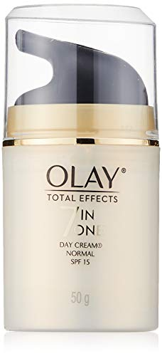 31nifYrmk7L - Olay Total Effects 7-in-1 Anti Aging Day Cream Normal, SPF 15 50 Gram