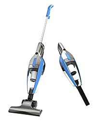 2 in 1 Design - Use as an upright stick or a compact handheld vacuum Lightweight - Weighing only 2Kg you can easily lift & move around the home Powerful 600W motor - Ensure you are picking up even the most invisible dust particles 5m Power cord, remo...