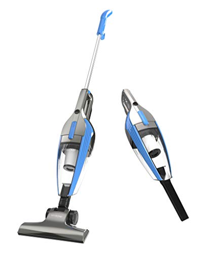 VYTRONIX CSU600 Lightweight 600W Corded 2 in 1 Bagless Upright Handheld Stick Vacuum Cleaner
