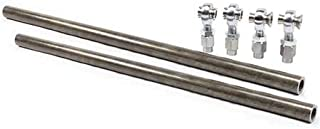 RuffStuff Specialties DIY Chromoly Heim Joint Rod End Steering Kit and Components (3/4