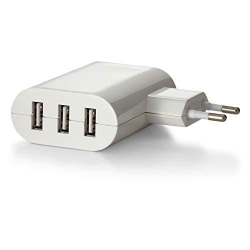KOPPLA USB-Ladegerät mit 3 Anschlüssen