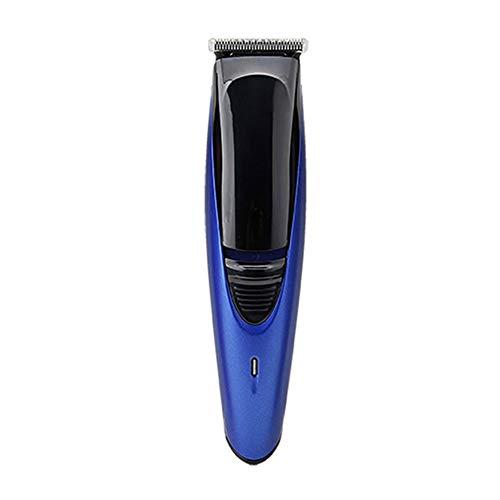 Haircut Multifonctionnel Homme Set Professional Tondeuse sans Fil Tondeuse Cheveux Tondeuse Rechargeable ( Color : Blue )