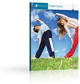 Health Quest: Lifepac Electives Home School Curriculum