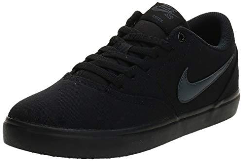 Nike Herren Sb Check Solar Cnvs Skaterschuhe, Black (Black (schwarz / anthrazit)), 41 EU