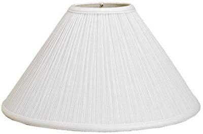 A Ray Of Light A71713bwmp Pleated Empire Lamp Shade Large
