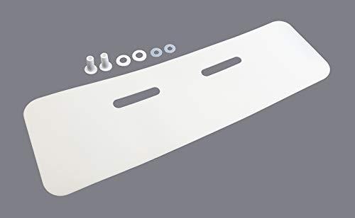 Schallschutz Set für Waschtisch 750 mm 1531871