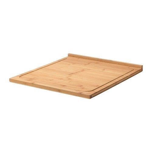 IKEA Planche à découper en bambou - 46 x 53 cm.