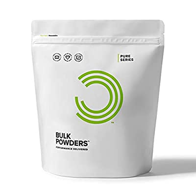 BULK POWDERS Pure Whey Protein Powder Shake, Banana, 1 kg
