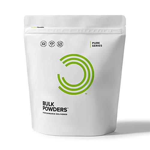 Bulk Protéine Whey en Poudre, Vanille, 1kg, l'Emballage Peut Varier