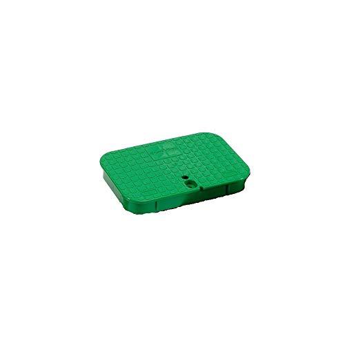VBA 02674C Rechteck-Abdeckung, grün, 40 x 30 x 25 cm (Artikelnummer: VBA02674C)