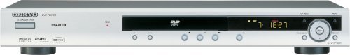 Best Price Onkyo DVSP405S Progressive Scan DVD Player with HDMI Output Silver